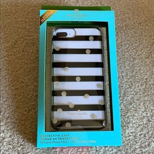 Kate Spade protective case for iPhone 8 Plus